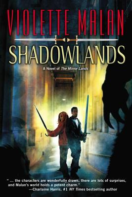 Shadowlands (Mirror Prince Series) Cover Image