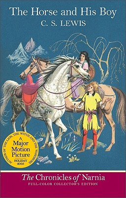 The Horse and His Boy (Full Color) (Chronicles of Narnia #3) Cover Image