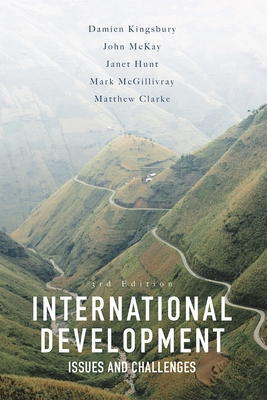 International Development: Issues and Challenges Cover Image