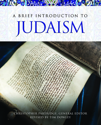 Cover for A Brief Introduction to Judaism
