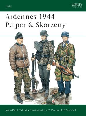 Ardennes 1944 Peiper & Skorzeny Cover Image