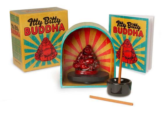 Itty Bitty Buddha (RP Minis) Cover Image