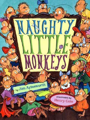 Naughty Little Monkeys Cover