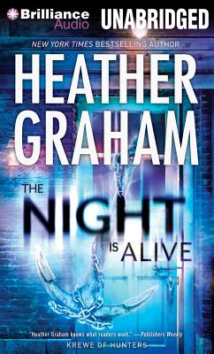 The Night Is Alive (Krewe of Hunters #10) Cover Image
