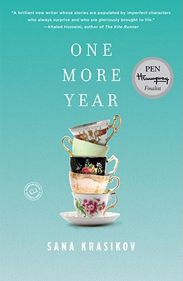 One More Year Cover