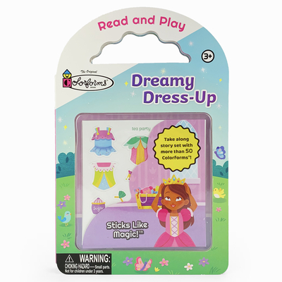 Dreamy Dress-Up Cover Image