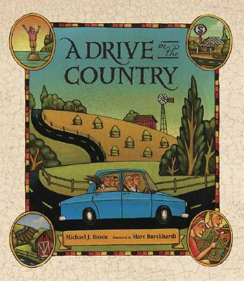 A Drive in the Country Cover