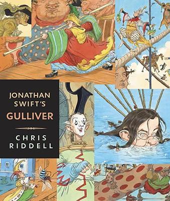 Jonathan Swift's Gulliver Cover