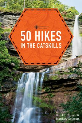 50 Hikes in the Catskills (Explorer's 50 Hikes) Cover Image