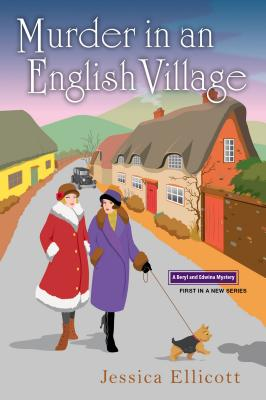 Murder in an English Village (A Beryl and Edwina Mystery #1) Cover Image