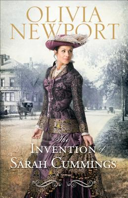 The Invention of Sarah Cummings Cover