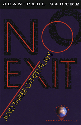 No Exit and Three Other Plays Cover Image