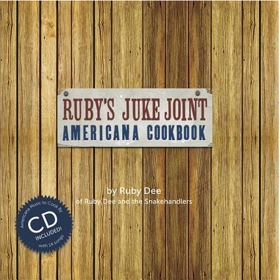 Ruby's Juke Joint Americana Cookbook Cover