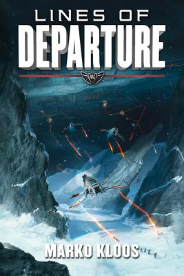 Cover for Lines of Departure (Frontlines #2)