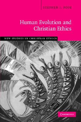 Human Evolution and Christian Ethics Cover
