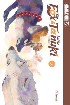 The Fox & Little Tanuki, Volume 3, 3 Cover Image