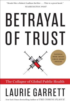 Betrayal of Trust Cover