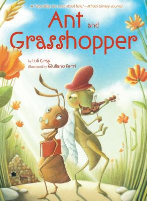 Cover for Ant and Grasshopper