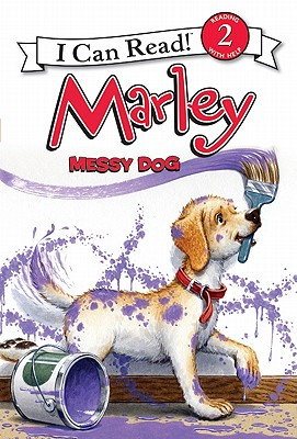 Marley: Messy Dog Cover Image