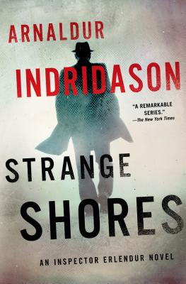 Strange Shores: An Inspector Erlendur Novel Cover Image