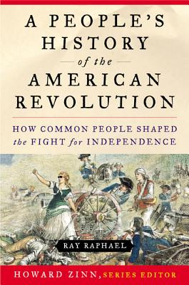 A People's History of the American Revolution Cover
