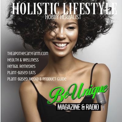 BeUnique Magazine #02 Cover Image