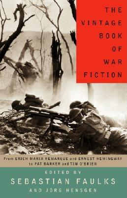 The Vintage Book of War Fiction Cover