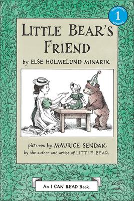 Little Bear's Friend Cover Image
