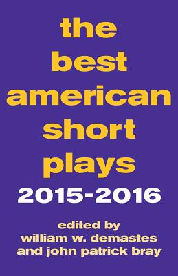The Best American Short Plays 2015-2016 Cover Image