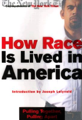 How Race Is Lived in America Cover