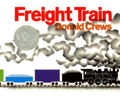 Freight Train Big Book Cover