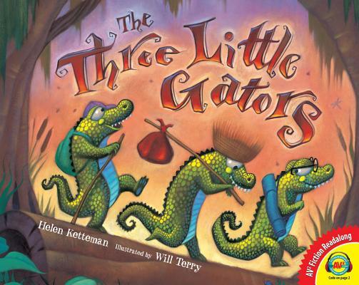 The Three Little Gators Cover