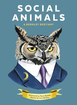 Cover for Social Animals