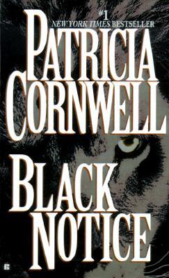 Black Notice Cover