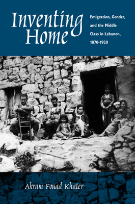 Cover for Inventing Home
