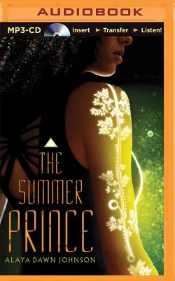 The Summer Prince Cover Image