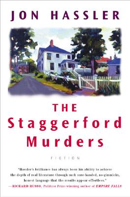 The Staggerford Murders Cover