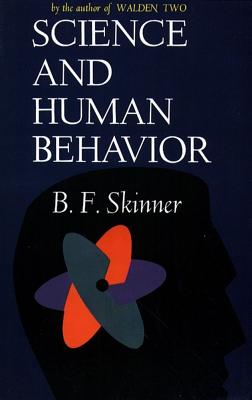 Science And Human Behavior Cover Image
