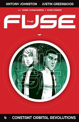The Fuse, Volume 4 Cover