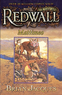 Mattimeo: A Tale from Redwall Cover Image