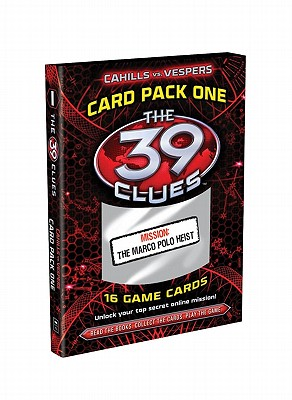 The Marco Polo Heist (The 39 Clues: Cahills vs. Vespers Card Pack #1) Cover Image