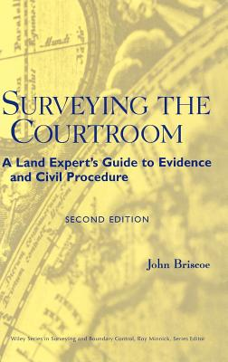 Cover for Surveying the Courtroom