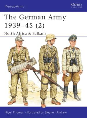 The German Army 1939 45 (2) Cover