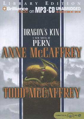 Dragon's Kin Cover Image