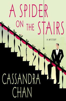 A Spider on the Stairs Cover