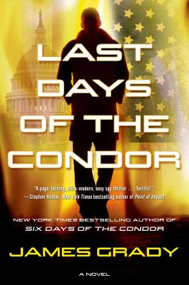 Last Days of the Condor Cover Image
