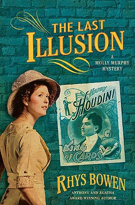 The Last Illusion Cover