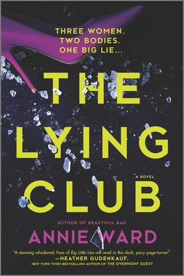 Cover for The Lying Club