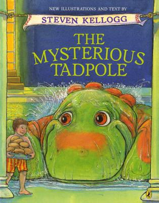 The Mysterious Tadpole Cover Image