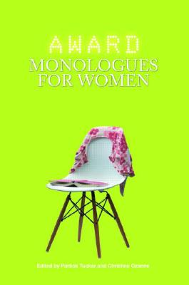Award Monologues for Women Cover Image